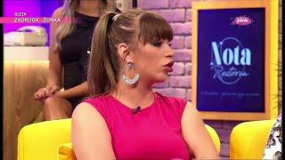 Miljana Kulić o Bojanu Tomoviću (Ami G Show S12)
