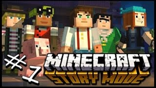 Vídeo Minecraft: Story Mode - Episode 1: The Order of the Stone