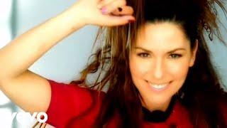 Shania Twain - Up! (Official Music Video) (Green Version) YouTube Videos
