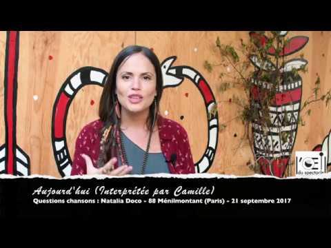 L'Œil du spectacle Interview Natalia Doco 88 Ménilmontant 21 septembre 2017