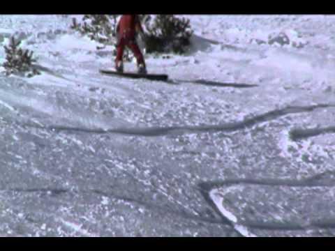 extreme türk  snowboard