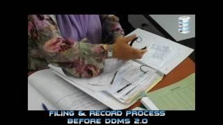 INOVASI SISTEM FAIL (E-FILING) DDMS ITAS screenshot 3