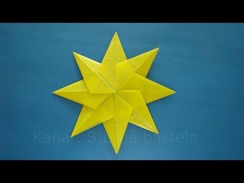 Fabulous Weihnachtsbasteln mit Kindern: Sterne basteln - Basteln für TJ02