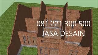 Desain Rumah Luas 65m2