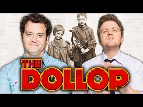 ORPHAN TRAINS! The Arizona Orphan Battle on The Dollop #329 w/ Dave Anthony & Gareth Reynolds