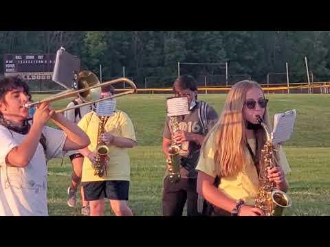 Band Camp 2020 - Thursday Evening Parents Preview