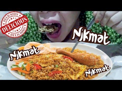Asmr Nasi Goreng Nikmat I Delicious Fried Rice Youtube