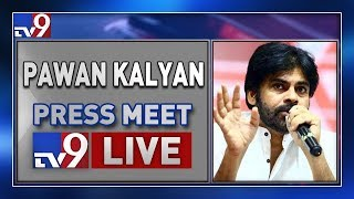 Pawan Kalyan on YS Jagan 100 Days Governance LIVE  || Vijayawada