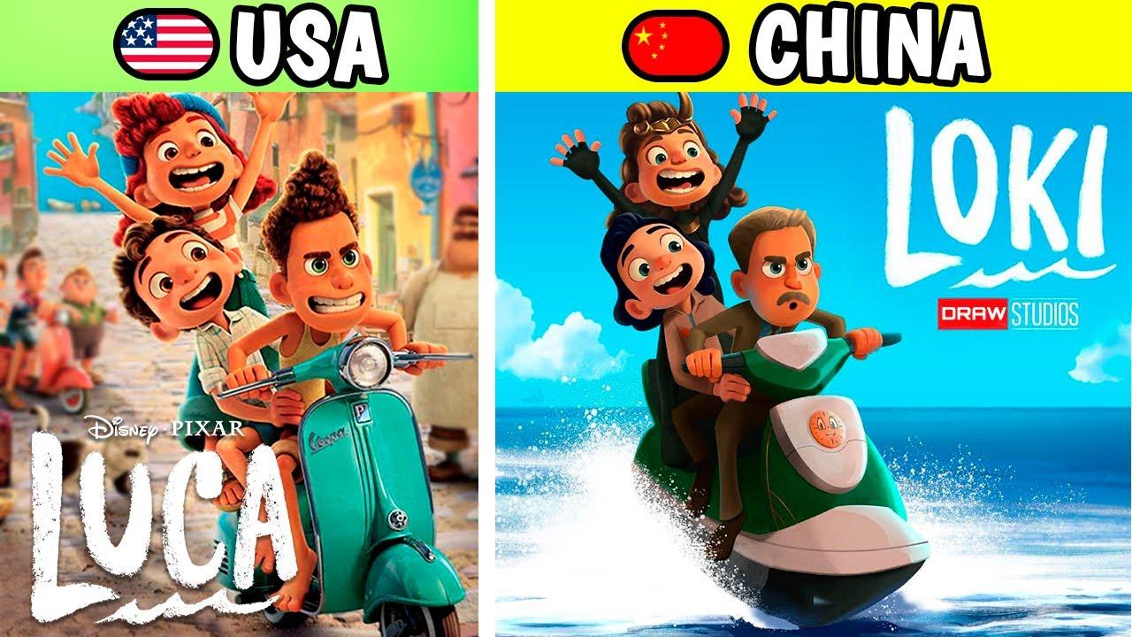 Las 5 Copias más Descaradas de Películas de Disney y Pixar