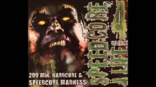 Gambar cover Speedcore 4 Life Vol.4 CD2
