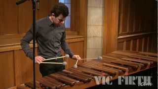 In a Landscape by John Cage, performed on Marimba by Michael Compitello