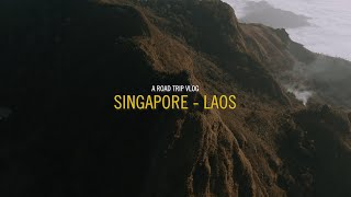 We DROVE 2000KM from SINGAPORE TO LAOS
