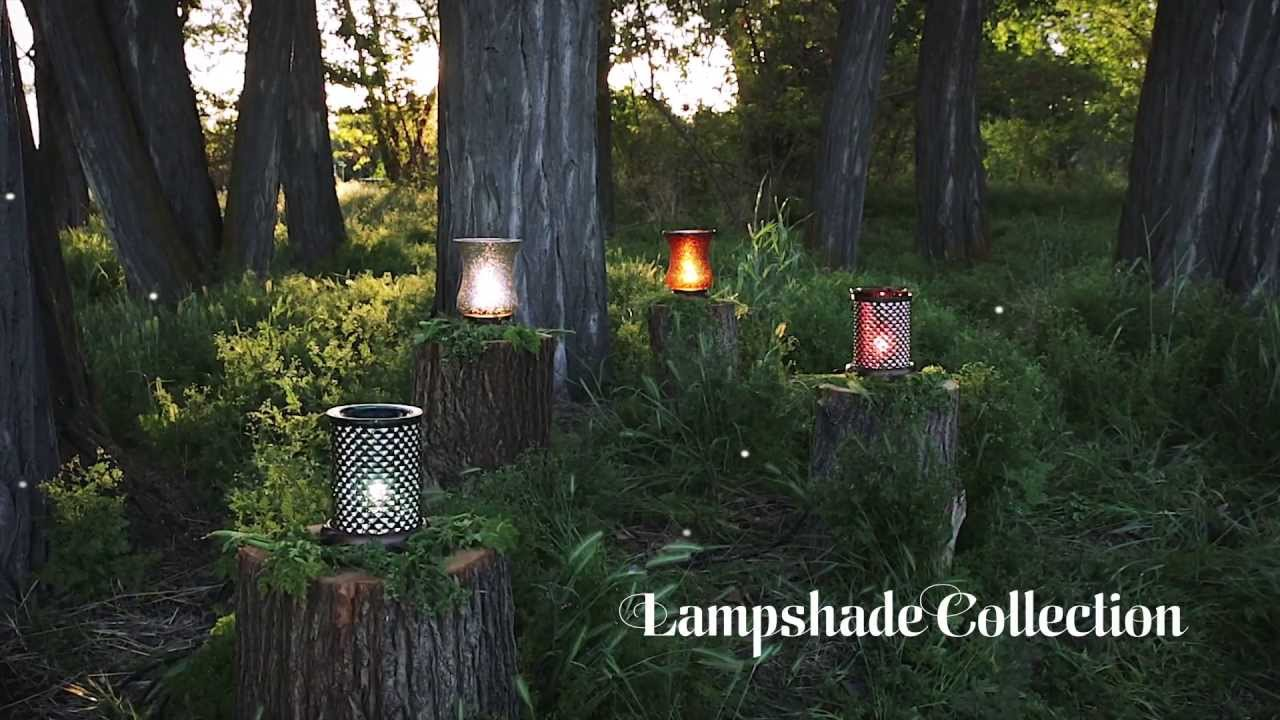 Introducing The New Scentsy Lampshade Collection Warmers Youtube
