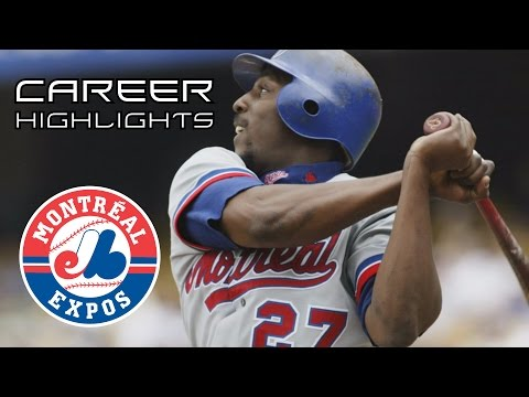 Vladimir Guerrero | Career Highlights ᴴᴰ