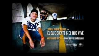 El que siente & el que vive (con Letra) - Rapper School - We Don't Play (Audio Oficial)