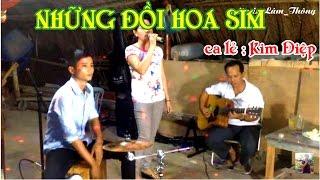 Những Đồi Hoa Sim *guitaris :Lâm_Thông * trình bày ca lẻ Kim Điệp