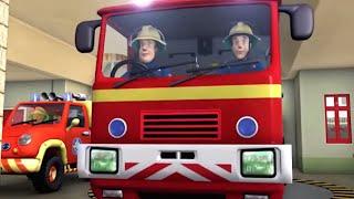 Feuerwehrmann Sam ⭐️Viel zu tun für das Team und Jupiter! 🚒 Rettungen mit Sam | Kinderfilm