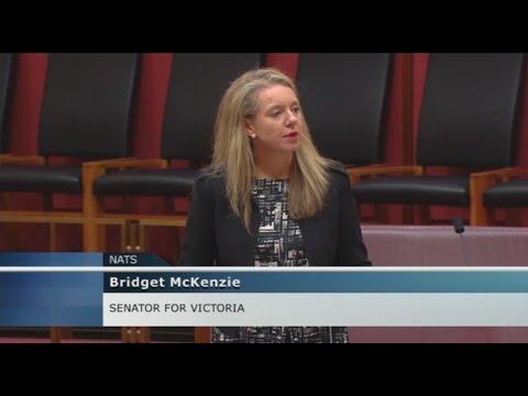 Nationals Senator McKenzie defends Glenn McGrath and recreational hunters