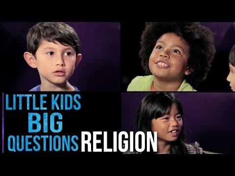 If Kids Were God... | Little Kids. Big Questions.