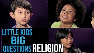 Repeat youtube video If Kids Were God... | Little Kids. Big Questions.