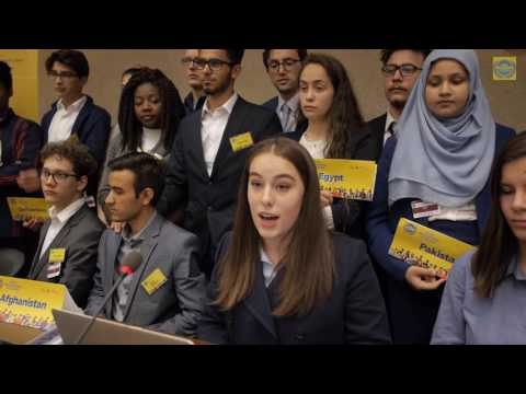 """Resolution - Security Council of MUNChildren - """"Children, Peace and Security"""