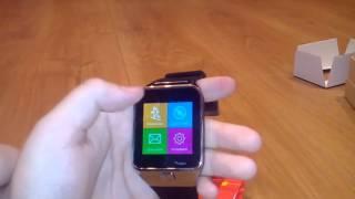 Smart Watch ZGPAX s29 обзор #2