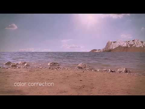 Seascape - Test Set Extension Breakdowns After Effects