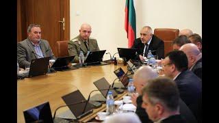 Борисов: Нищо не може да ни предпази от коронавируса по-добре от дисциплината