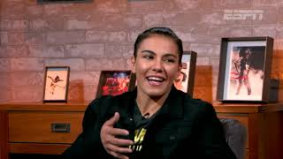 280 Caracteres com Jéssica Andrade: campeã do UFC reage aos comentários de fãs na internet
