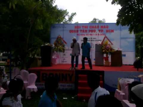 Hội thi Chào Mào tại Cầu Xéo: Danh hài Bảo Chung - Hoàng Tơ