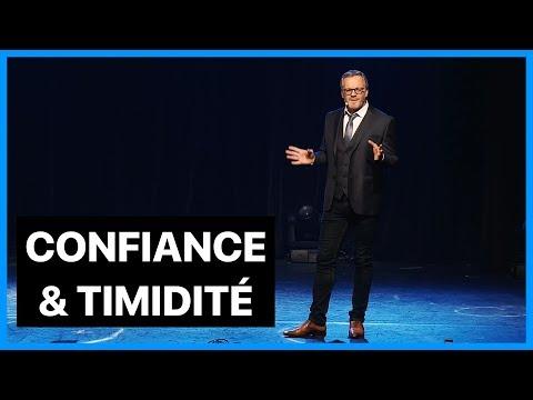 Conférence | CONFIANCE & TIMIDITÉ