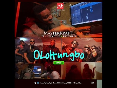 [Video] Masterkraft – Olohungbo ft. Ceeza, Ycee & Dice Ailes