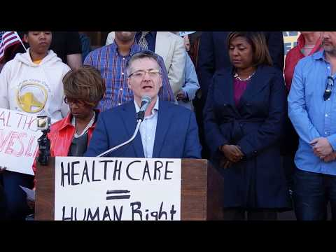 Cincinnati Speaks out Against Healthcare Cuts - Full Conference