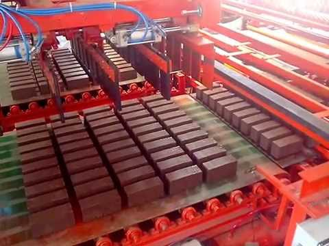 Automatic Brick Stacking Machine India
