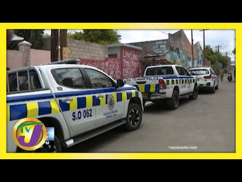 Gang Violence Continues to Grip Central Kingston in Jamaica   TVJ News - June 10 2021