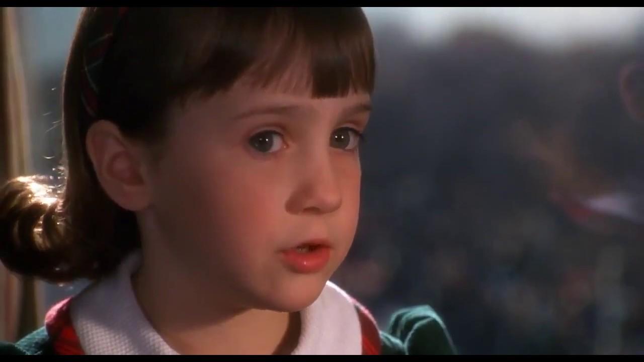 Miracle On 34th Street 1994 Mara Wilson 39 S First Scene