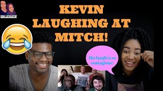 Kevin Laughing At Mitch| REACTION