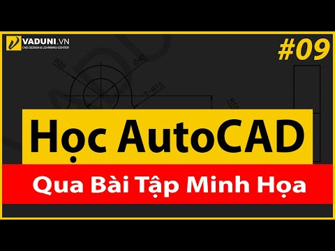 học autocad căn bản tại kienthuccuatoi.com