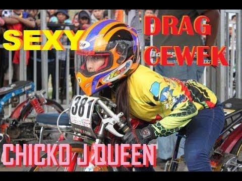 dragbike Joki Cewek Cantik, Chiko J Queen27 Sexy Abiss