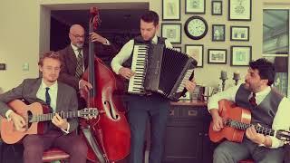 The Jonny Kerry Quartet Gypsy Jazz Wedding Events Promo