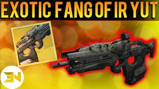 Exotic Fang Of Ir Yut From Last Rites Daily Heroic ? - My Theory!