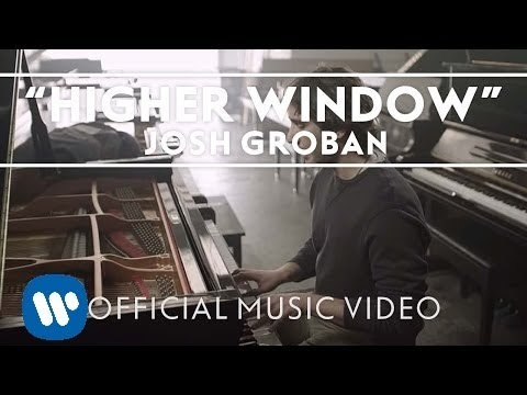 Josh Groban - Higher Window [Official Music Video]