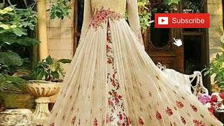 Long dresses for girls || Party wear gown ||Stylish and latest Party wear dresses.
