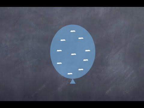 warum bleibt der luftballon an der wand h ngen youtube. Black Bedroom Furniture Sets. Home Design Ideas
