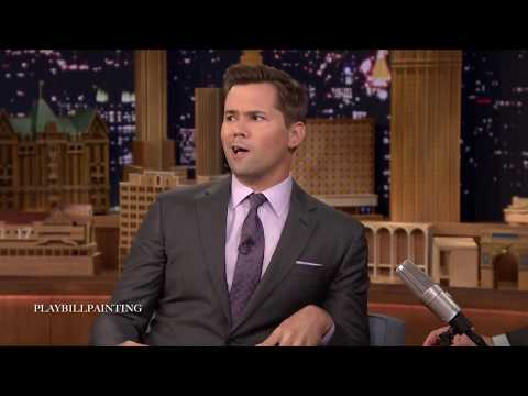 andrew rannells being andrew rannells