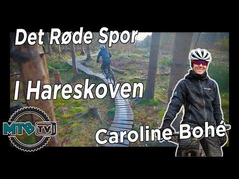 Det Røde Spor I Hareskoven M. Caroline Bohé