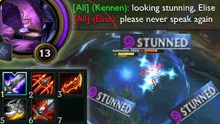 Kennen but he attacks rly fast for no real reason