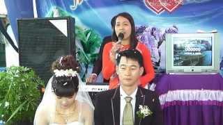 ĐÁM CƯỚI KIM JAE HWAN - KIỀU SIM (THÁI THÀNH - THÁI THỤY - THÁI BÌNH ) P3