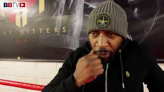 PAT BARRETT: ON ZELFA- RONNIE CLARKE REMATCH, TYSON'S COMEBACK AND HIS STABLE OF FIGHTERS