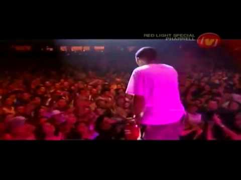 Pharrell Williams - Frontin' (Live)